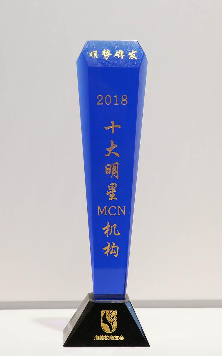 2018十大明星MCN机构